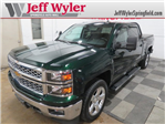 2015 Silverado 1500 Crew Cab 4x4 Pickup #D63519A - photo 1