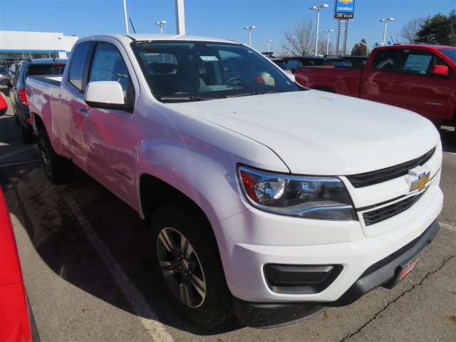 2018 Colorado Extended Cab, Pickup #D63548 - photo 4