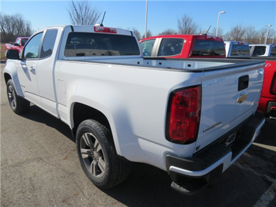 2018 Colorado Extended Cab, Pickup #D63548 - photo 2