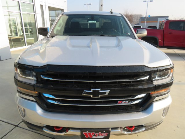 2018 Silverado 1500 Double Cab 4x4, Pickup #D63578 - photo 3