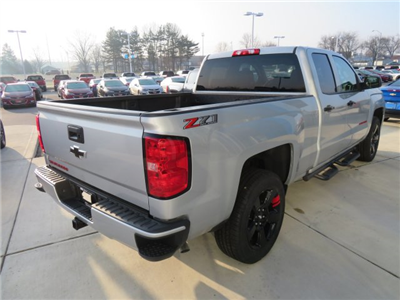 2018 Silverado 1500 Double Cab 4x4, Pickup #D63578 - photo 5