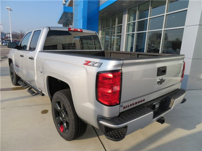2018 Silverado 1500 Double Cab 4x4, Pickup #D63578 - photo 2