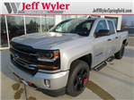2018 Silverado 1500 Double Cab 4x4, Pickup #D63578 - photo 1