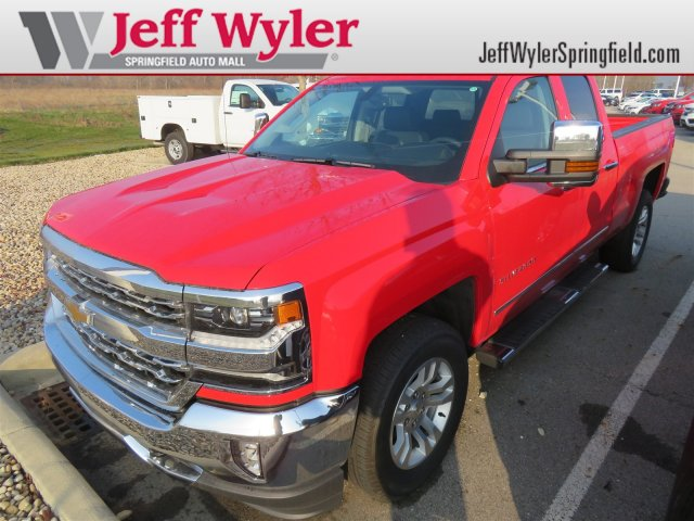 2018 Silverado 1500 Double Cab 4x4, Pickup #D63590 - photo 1