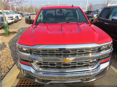 2018 Silverado 1500 Double Cab 4x4, Pickup #D63590 - photo 3