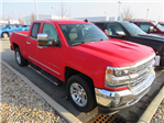 2018 Silverado 1500 Double Cab 4x4, Pickup #D63590 - photo 4
