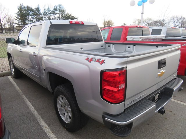2018 Silverado 1500 Crew Cab 4x4,  Pickup #D63626 - photo 2