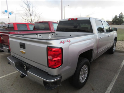 2018 Silverado 1500 Crew Cab 4x4,  Pickup #D63626 - photo 5