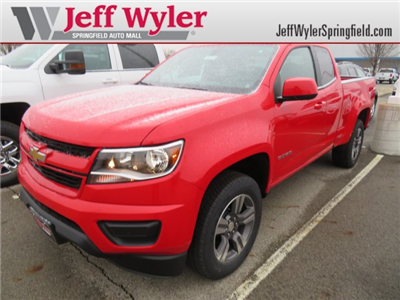 2018 Colorado Extended Cab, Pickup #D63630 - photo 1