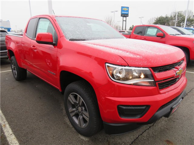 2018 Colorado Extended Cab, Pickup #D63630 - photo 4