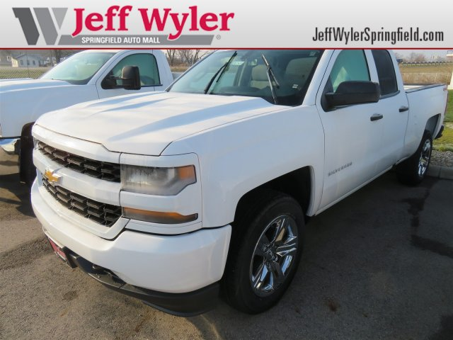 2018 Silverado 1500 Double Cab 4x4, Pickup #D63673 - photo 1
