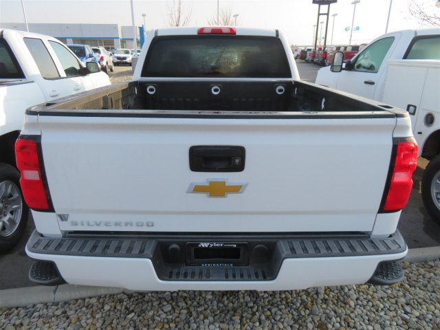 2018 Silverado 1500 Double Cab 4x4, Pickup #D63673 - photo 6