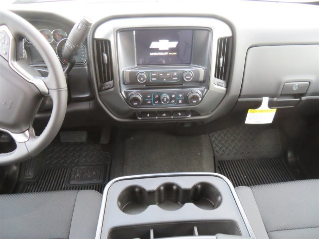 2018 Silverado 1500 Crew Cab 4x4, Pickup #D63690 - photo 13