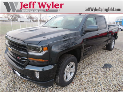 2018 Silverado 1500 Crew Cab 4x4, Pickup #D63690 - photo 1