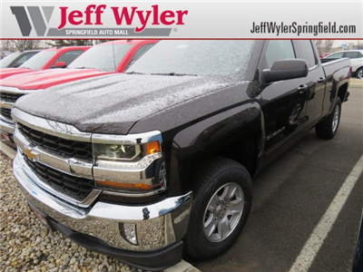 2018 Silverado 1500 Double Cab 4x4, Pickup #D63692 - photo 1