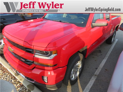 2018 Silverado 1500 Double Cab 4x4, Pickup #D63703 - photo 1