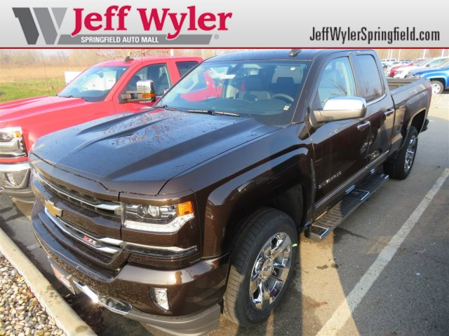 2018 Silverado 1500 Double Cab 4x4,  Pickup #D63705 - photo 1