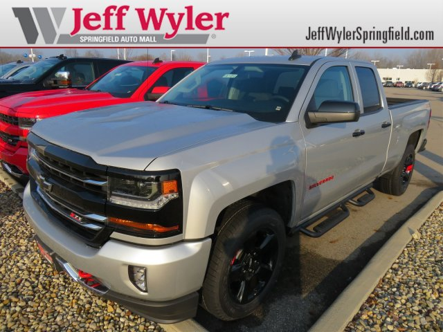2018 Silverado 1500 Double Cab 4x4, Pickup #D63714 - photo 1