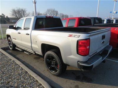 2018 Silverado 1500 Double Cab 4x4, Pickup #D63714 - photo 2
