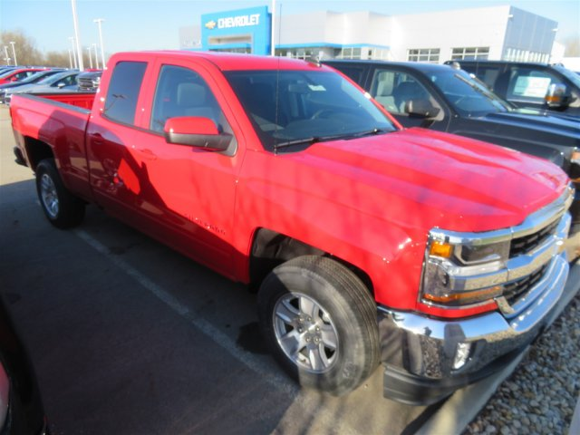2018 Silverado 1500 Double Cab 4x4, Pickup #D63716 - photo 4