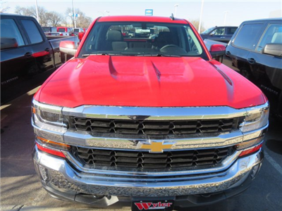 2018 Silverado 1500 Double Cab 4x4, Pickup #D63716 - photo 3