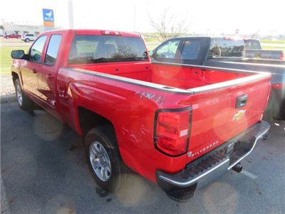 2018 Silverado 1500 Double Cab 4x4, Pickup #D63716 - photo 2