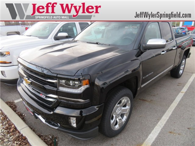 2018 Silverado 1500 Double Cab 4x4,  Pickup #D63717 - photo 1
