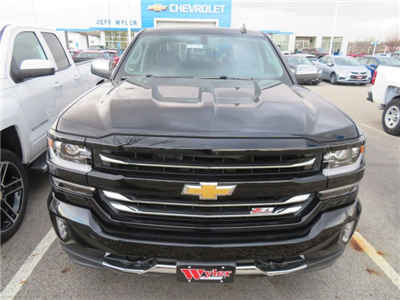 2018 Silverado 1500 Double Cab 4x4,  Pickup #D63717 - photo 3