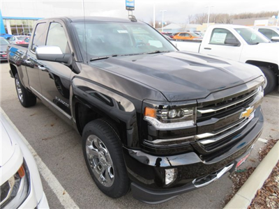 2018 Silverado 1500 Double Cab 4x4,  Pickup #D63717 - photo 4