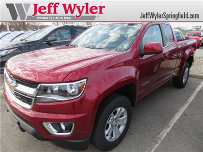 2018 Colorado Extended Cab, Pickup #D63727 - photo 1