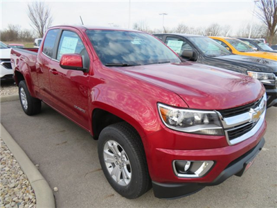 2018 Colorado Extended Cab, Pickup #D63727 - photo 4