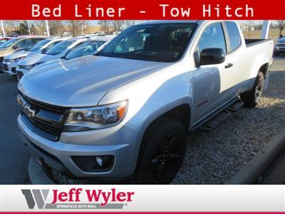 2018 Colorado Extended Cab 4x4,  Pickup #D63754 - photo 1