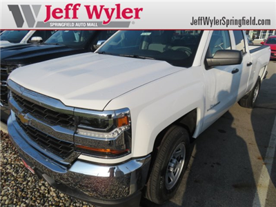 2018 Silverado 1500 Double Cab 4x4, Pickup #D63765 - photo 1