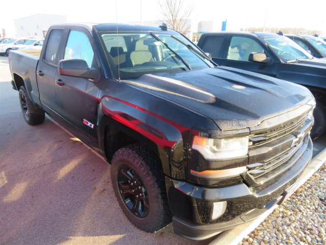 2018 Silverado 1500 Double Cab 4x4,  Pickup #D63766 - photo 4
