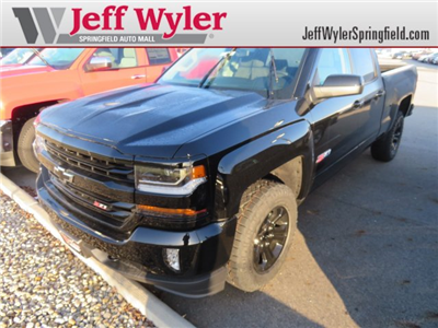 2018 Silverado 1500 Double Cab 4x4,  Pickup #D63766 - photo 1