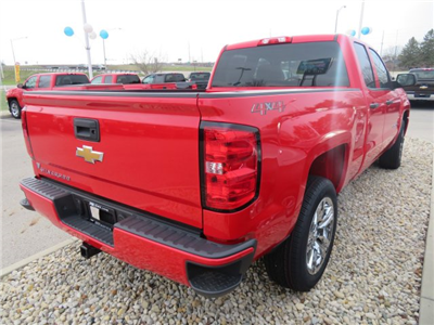 2018 Silverado 1500 Double Cab 4x4, Pickup #D63769 - photo 5