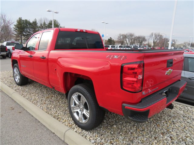 2018 Silverado 1500 Double Cab 4x4, Pickup #D63769 - photo 2