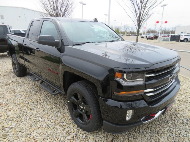 2018 Silverado 1500 Double Cab 4x4,  Pickup #D63770 - photo 4