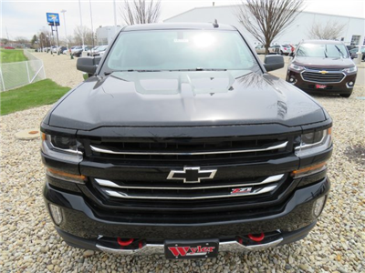 2018 Silverado 1500 Double Cab 4x4,  Pickup #D63770 - photo 3