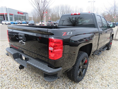 2018 Silverado 1500 Double Cab 4x4,  Pickup #D63770 - photo 5