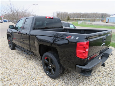 2018 Silverado 1500 Double Cab 4x4,  Pickup #D63770 - photo 2
