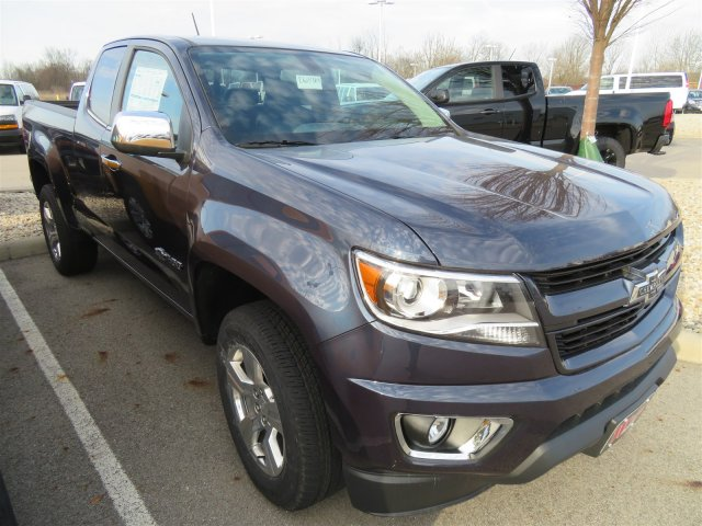 2018 Colorado Extended Cab 4x4,  Pickup #D63789 - photo 4