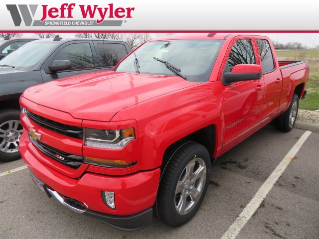 2018 Silverado 1500 Double Cab 4x4,  Pickup #D63810 - photo 1