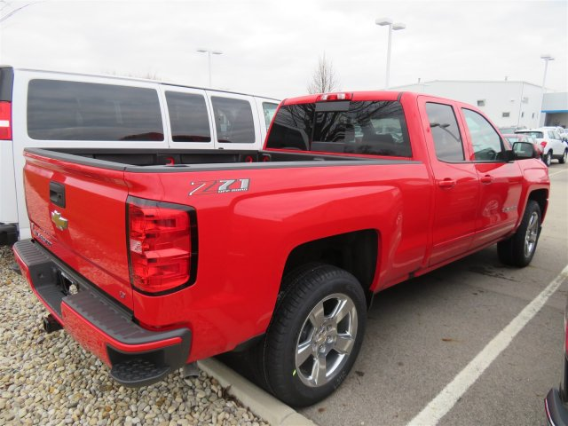 2018 Silverado 1500 Double Cab 4x4,  Pickup #D63810 - photo 5