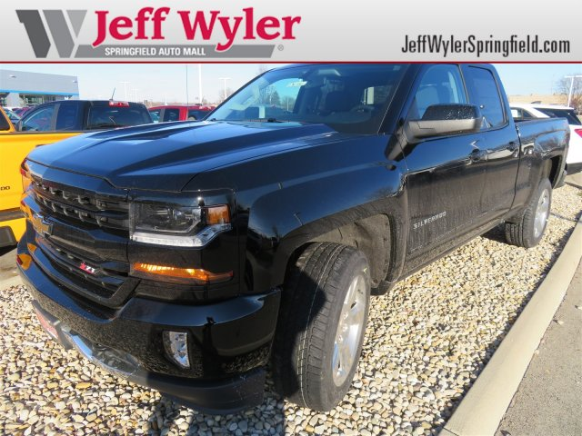 2018 Silverado 1500 Double Cab 4x4,  Pickup #D63812 - photo 1