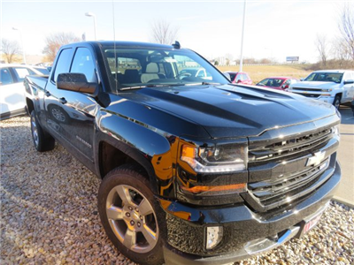 2018 Silverado 1500 Double Cab 4x4,  Pickup #D63812 - photo 4