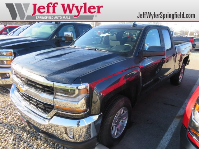 2018 Silverado 1500 Double Cab 4x4,  Pickup #D63813 - photo 1