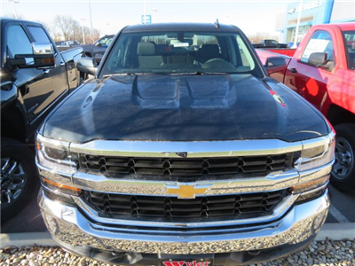 2018 Silverado 1500 Double Cab 4x4,  Pickup #D63813 - photo 3