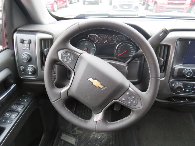 2018 Silverado 1500 Crew Cab 4x4,  Pickup #D63850 - photo 12