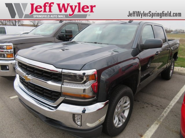 2018 Silverado 1500 Crew Cab 4x4,  Pickup #D63850 - photo 1